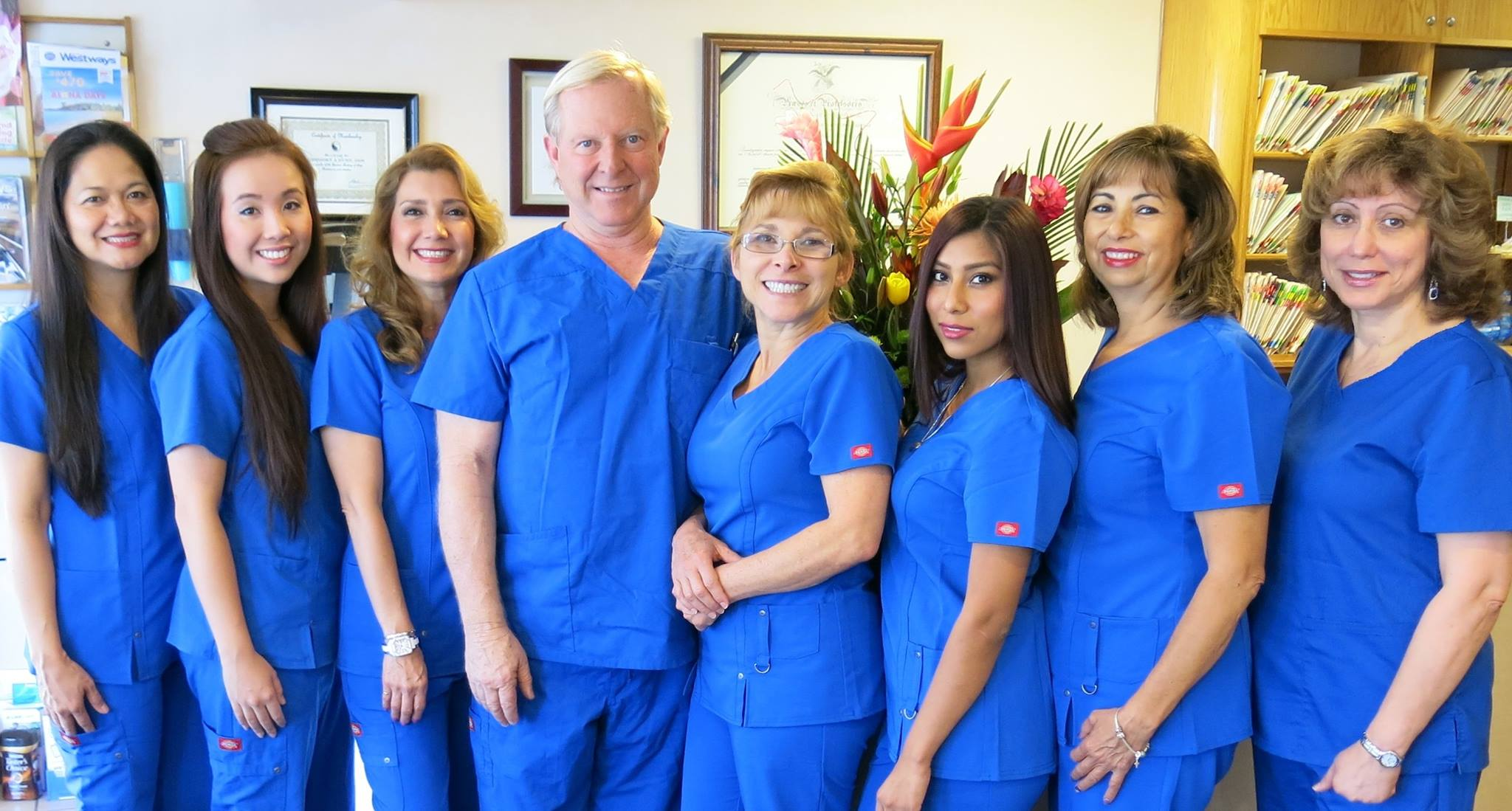 san-marcos-dental-center-team-photo